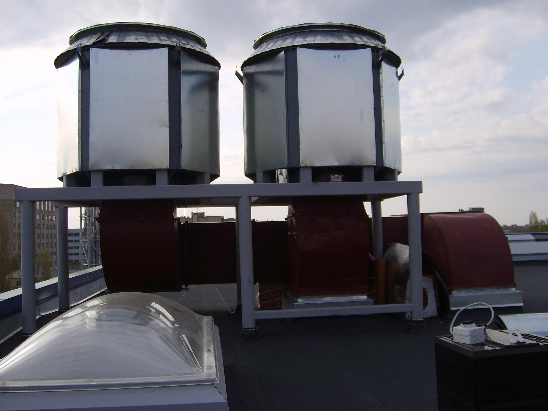 Krishnie ventilyatori protivodimnoi ventilyacii